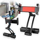 """For LG G Pad Tablet & Mobile Phone 5""""-10.1"""" Universal Car Rear Seat Mount Holder"""