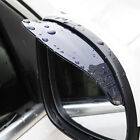 1Pair Car Rear View Side Mirror Rain Board Eyebrow Guard Sun Visor Accessories