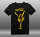 New Michael Jacksons short-sleeved T-shirts cos