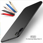 For Samsung Galaxy Note 10 Case Note10 Plus Ultra Slim Matte Hard PC Thin Cover, used for sale  Canada