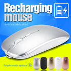 Ultra-Thin 2.4GHz Optical Wireless Mouse Mice USB Receiver for Laptop PC HOT