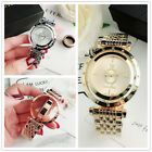 Luxury Watch Stainless Steel Bear Quartz Watch Round Flexible Design woman & Men image