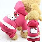 2/4-Leg Adidog Hoodie Jumpsuit Dog Puppy Winter Warm Coat Pet Cat Apparel XS-9XL
