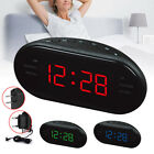 AM/FM LED Clock Radio Electronic Desktop Alarm Clock Digital Table Clocks