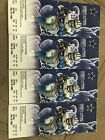 4x Dallas Cowboys vs Minnesota Vikings tickets on eBay