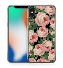 Ravishing Pretty Pink Floral Luscious Beautiful Roses Pattern Phone Case Cover