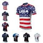 Cycling Jersey Men MTB Road Bike Team Bicycle Short Sleeve Sport Shirt Clothing