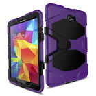 Heavy Duty Case Rubber Shockproof Stand Cover For Samsung Galaxy Tab S2 8.0 9.7