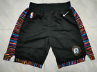 New Season Brooklyn Nets Black City Edition Basketball Shorts Size: S-XXL on eBay