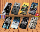 Star Wars for Leather Flip iPhone 11 Samsung Galaxy And Huawei Wallet Case $17.11 AUD on eBay