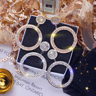 Fashion 925 Silver,Gold,Rose Gold Hoop Earrings for Women Jewelry A Pair/set image
