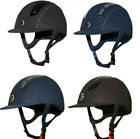 Gatehouse Chelsea Air Flow Pro Suedette/Crystal/Matt Black/Navy 56cm-63cm PAS015