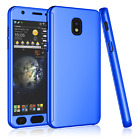 For Samsung Galaxy 360° Full Body Shockproof Hard Case +Screen Protector Cover