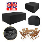Waterproof Garden Patio Furniture Set Covers For Rattan Table Cube Seat Outdoor