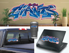 New York Giants Graffiti Vinyl Vehicle Car Laptop Wall Sticker Decal $5.0 USD on eBay