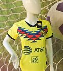 WOMEN'S LIGA MX CLUB AMERICA local amarilla / home JERSEY 2019/2020