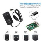 eBay - Power Supply for Raspberry Pi 4 USB-C DC 5V 3.0A US UK EU AU Plug