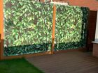 Garden Fence Screens. Bringing Your Fence And Garden To Life