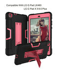 "For LG GPad F2 LK 460/GPad X ll 8.0""Case With Screen Protector High Impact Cover"