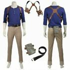 Uncharted 4 A Thief's End Nathan Drake Cosplay Costume Game Costume Made