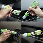 17cm Plastics Car Brush Cleaning Accessories Auto Air Conditioner Vent Cleaner