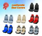 Leather like 2 Front Car Seat Covers for Dodge #7153 $19.99 USD on eBay