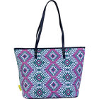 Amy Butler for Kalencom Sweet Bliss Carryall 3 Colors Tote NEW image