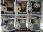 James Bond 007 Funko Pop Figures Brand New -YOU PICK FROM LIST $9.58 USD on eBay
