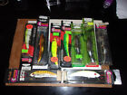 Cordell Ripplin Red Fin Lure BASS PIKE WALLEYE choose color suspending g finish