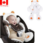 Baby Car Seat Cushion Cover Adjustable Cotton Support Full Body Protector Pillow