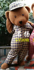 Bears Mascot Costume Cosplay Party Dress Outfit Advertising Halloween Adult #21