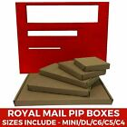 Royal Mail PIP Large Letter Postal Boxes ALL SIZES AVAILABLE - STRONGEST ON EBAY