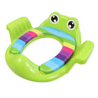Baby Toilet Trainer Cartoon Handle Kids Toddler Potty Chair Toilet Seat Cushion