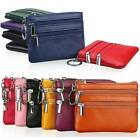 Women Mini Wallet Coin Purse Leather Bag Key Card Holder Clutch Pouch Handbag image