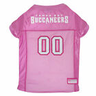 Pets First Tampa Bay Buccaneers NFL Pink Mesh Jersey $23.99 USD on eBay