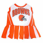 Pets First Cleveland Browns NFL Cheerleader Outfit $22.99 USD on eBay