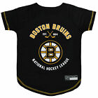 Pets First Boston Bruins Dog T-Shirt $15.39 USD on eBay