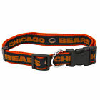 Pets First Chicago Bears NFL Dog Collar $9.99 USD on eBay