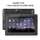 "XGODY 2019 New 9"" Inch Android6.0 Tablet PC Quad core 16GB 2xCamera Bluetooth HD"