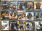 PS3 Games VGC Almost Mint NEW