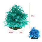 Artificial Aquatic Grass Aquarium Plants Plastic Fish Tank Decorations