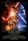 New Art Print 2015 Promo Poster for Star Wars:VII - The Force Awakens  (4 Sizes) $11.99 USD on eBay