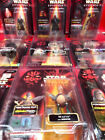 STAR WARS EPISODE 1 ONE ACTION FIGURES W/ CASE  $3.75 Shipping Total! No Limit! $4.99 USD on eBay