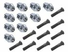 Wheel Nuts & Studs, M12x1.5mm, Ideal for Oval Racing Brisca F2, Stock Car SS, SN