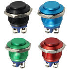 1Pc Momentary Push Button Switch 16mm Waterproof Mount Button SwitchWFBLUS