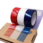 50Meter Blank Security Seal Tamper Proof Warranty Void Label Carton Tape Sticker