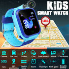 Smart Watch with LBS GSM Locator Touch Screen Tracker SOS for Kids Children USA