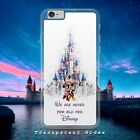 MICKEY AND MINNIE CASTLE NEVER OLD PHONE CASE COVER FOR IPHONE SAMSUNG HUAWEI