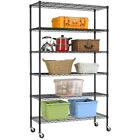 New 6 Tier Wire Shelving Unit ...