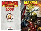 Marvel Comics 1000 Set image